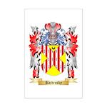 Battersby Mini Poster Print