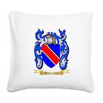 Batterham Square Canvas Pillow