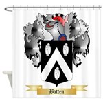 Batten Shower Curtain