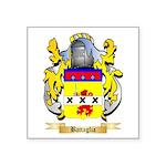 Battaglia Square Sticker 3