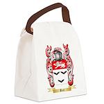 Batt Canvas Lunch Bag