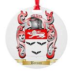 Batson Round Ornament