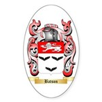 Batson Sticker (Oval 50 pk)