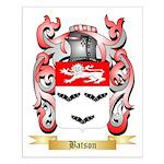 Batson Small Poster