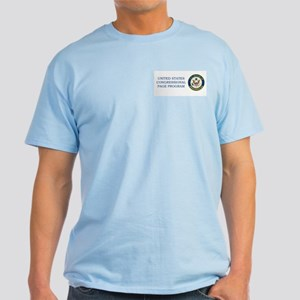 US House of Pedofiles Seal T-Shirt (Light Colors)