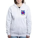 Batram Women's Zip Hoodie