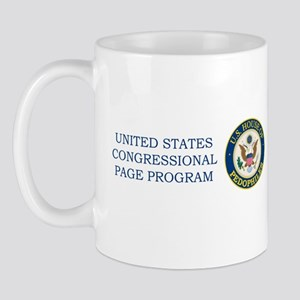 US House of Pedofiles Seal Mug