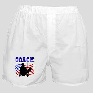 SUPER GYMNAST COACH Boxer Shorts