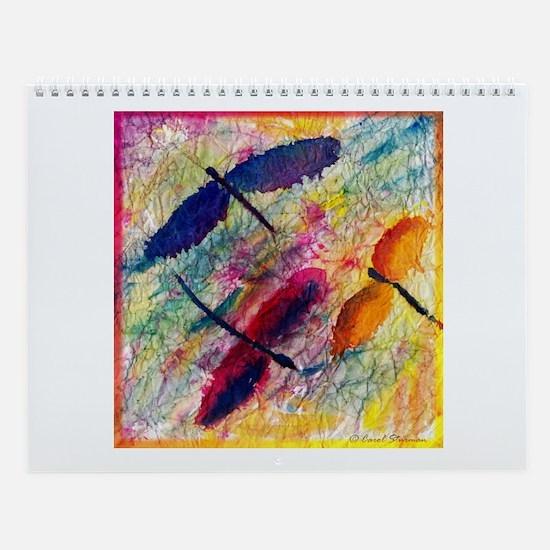Watercolors Wall Calendar