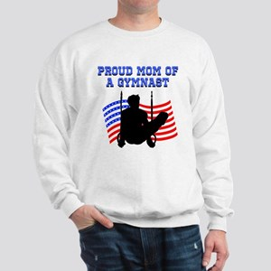 PROUD GYMNAST MOM Sweatshirt