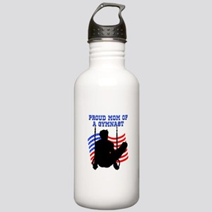PROUD GYMNAST MOM Stainless Water Bottle 1.0L