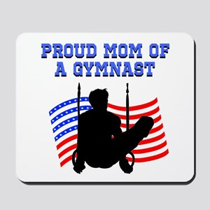 PROUD GYMNAST MOM Mousepad