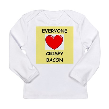CRISPY Long Sleeve T-Shirt