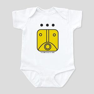YELLOW Electric SUN Infant Bodysuit