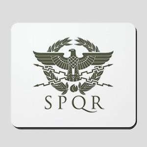 Roman Empire SPQR Mousepad