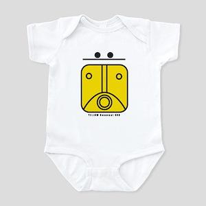 YELLOW Resonant SUN Infant Bodysuit