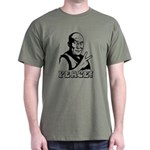 DALAI LAMA - PEACE! Army t-shirt