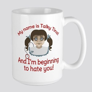 Talky Tina Twilight Zone Mug