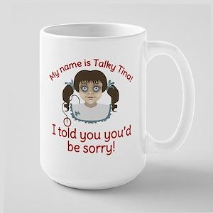 Talky Tina I Told You Mug