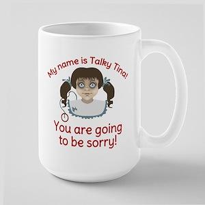 Talky Tina Evil Doll Mug