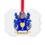 Batista Picture Ornament