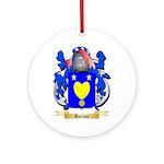 Batisse Ornament (Round)