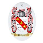 Bathgate Ornament (Oval)
