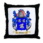 Bather Throw Pillow