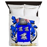 Bather Queen Duvet