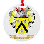 Bathe Round Ornament