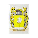 Bathas Rectangle Magnet (10 pack)