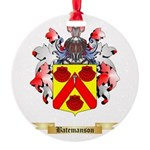 Batemanson Round Ornament