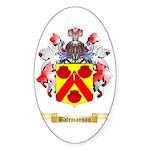 Batemanson Sticker (Oval 10 pk)