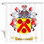 Batemanson Shower Curtain