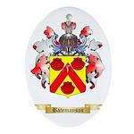 Batemanson Ornament (Oval)