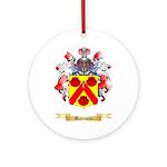 Bateman Ornament (Round)