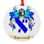 Batchelor Round Ornament