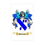 Batchelor Sticker (Rectangle)