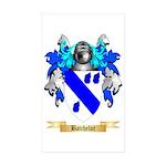 Batchelor Sticker (Rectangle 50 pk)
