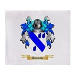 Batchelor Throw Blanket