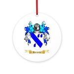 Batchelor Ornament (Round)