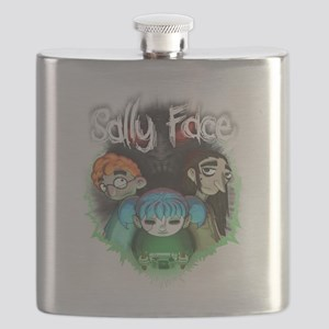 Sally Face - The Wretched Flask