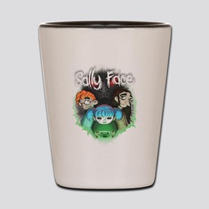 Sally Face - The Wretched Shot Glass