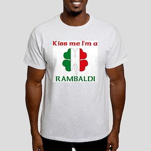 Rambaldi Family Ash Grey T-Shirt