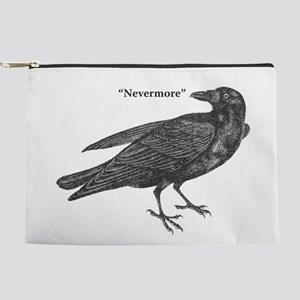 Nevermore Raven Makeup Pouch