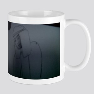 The disappear and appearagain guy Mug