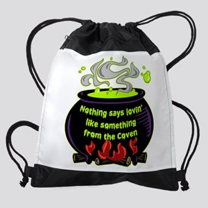 Lovin Coven Drawstring Bag