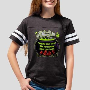 Lovin Coven Youth Football Shirt