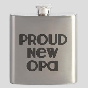 Proud New Opa-blk Flask