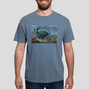 Blue Crabs Mens Comfort Colors Shirt